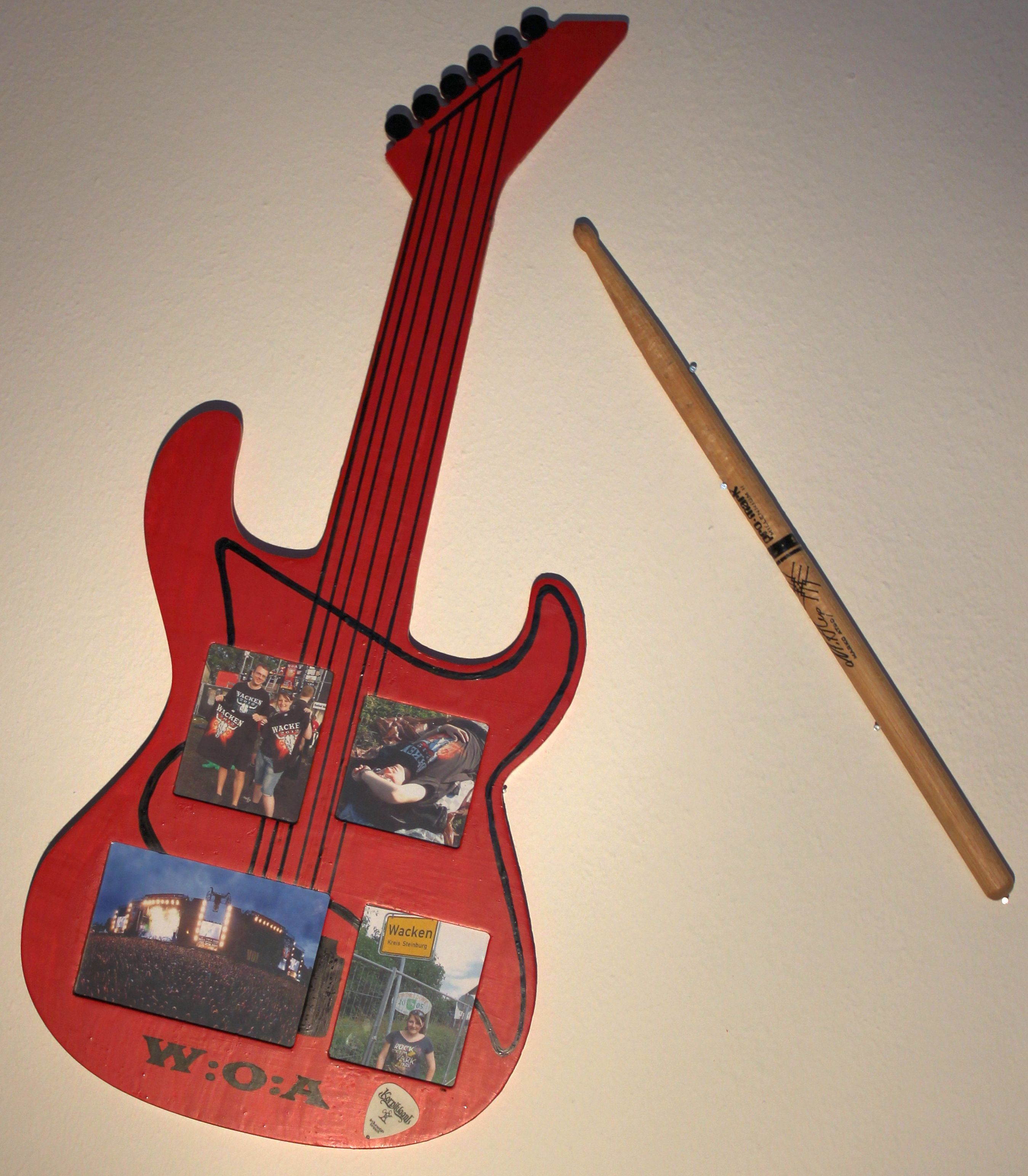 Fantastisch Gitarre Bilderrahmen Ideen - Benutzerdefinierte ...