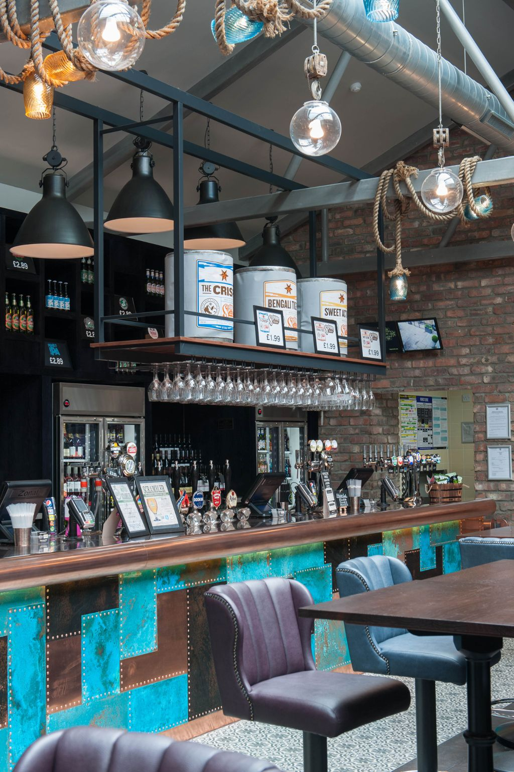 Restaurant & Bar Design Awards Shortlist 2015: Pub (UK) - Restaurant & Bar