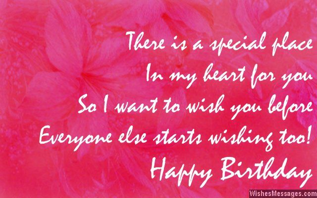 Happy Birthday in Advance: Early Birthday Wishes | birthday wishes