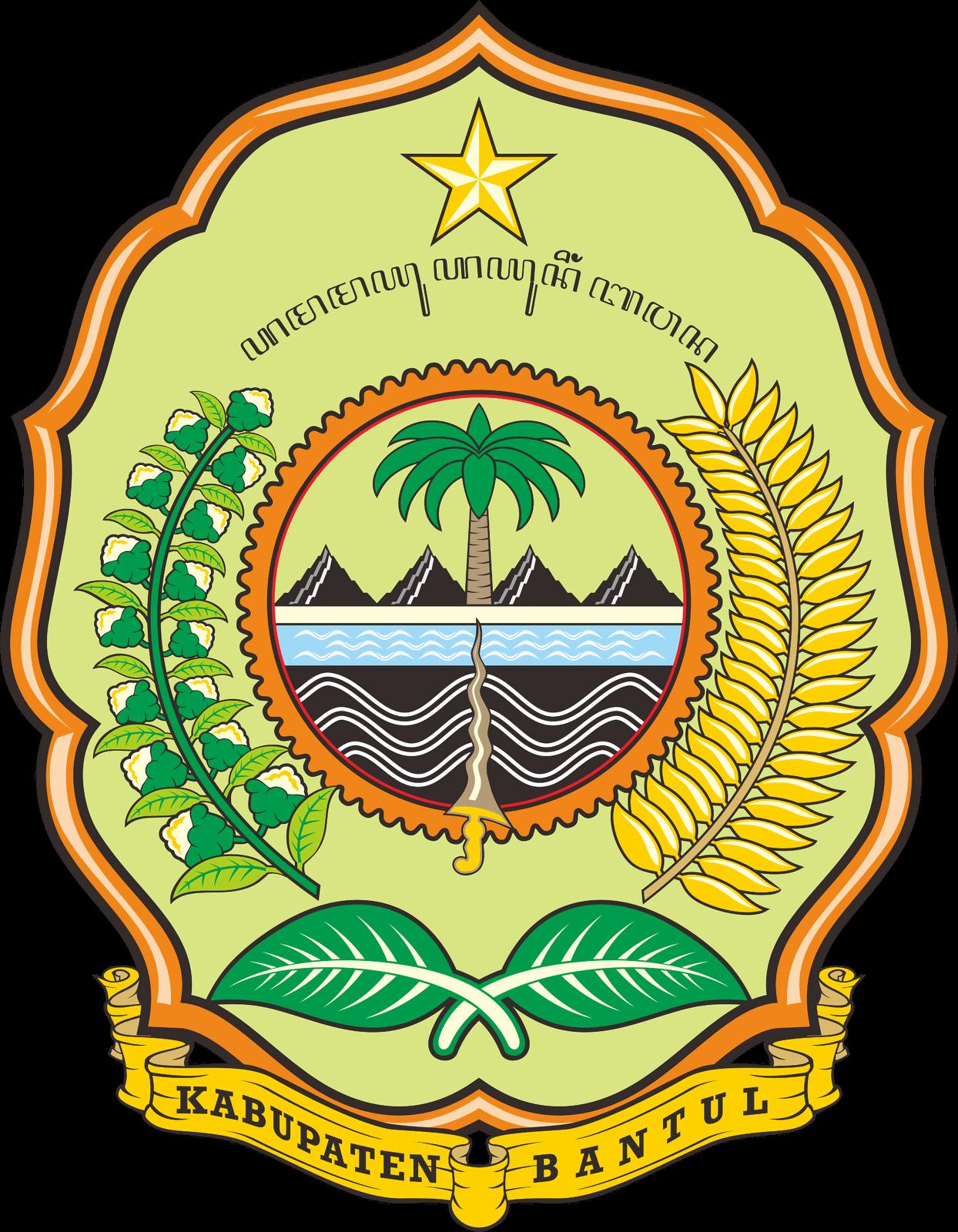 Bantul Vector Logo Logos Vector