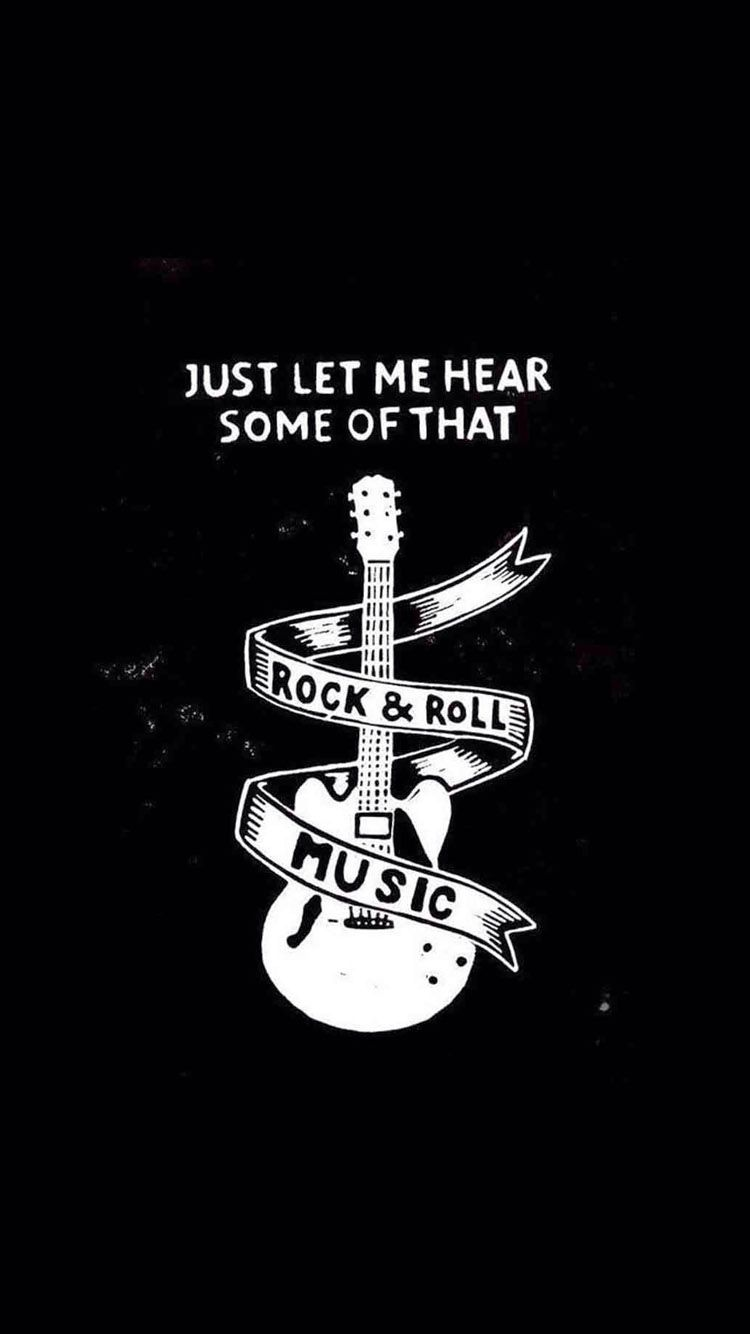 Music Quotes Wallpaper For Iphone