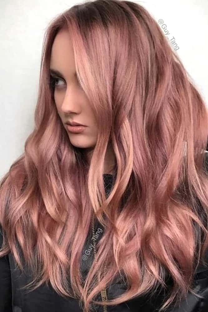 60 Fresh Spring Hair Colors For The REAL Fashionistas | Ecemella