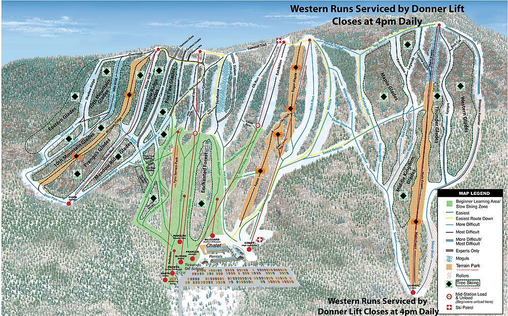 granite peak ski resort in wausau wi a bit of a haul from st louis but one of the nicest ski areas in the midwest good snow making capabilities since