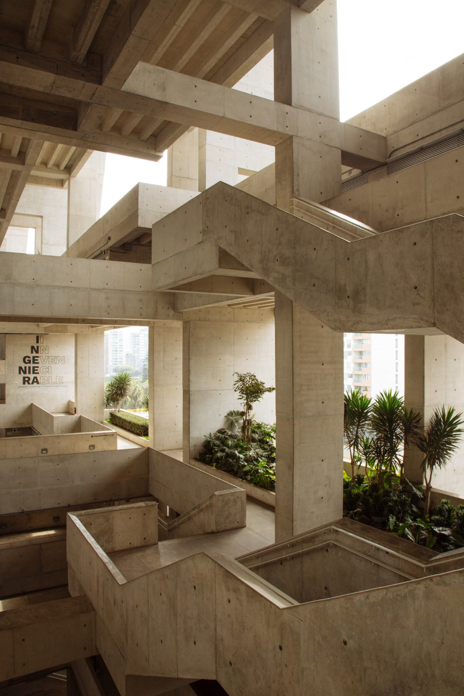 Arnau Rovira Vidal Photographs The Brutalist Architecture Of Lima's New University