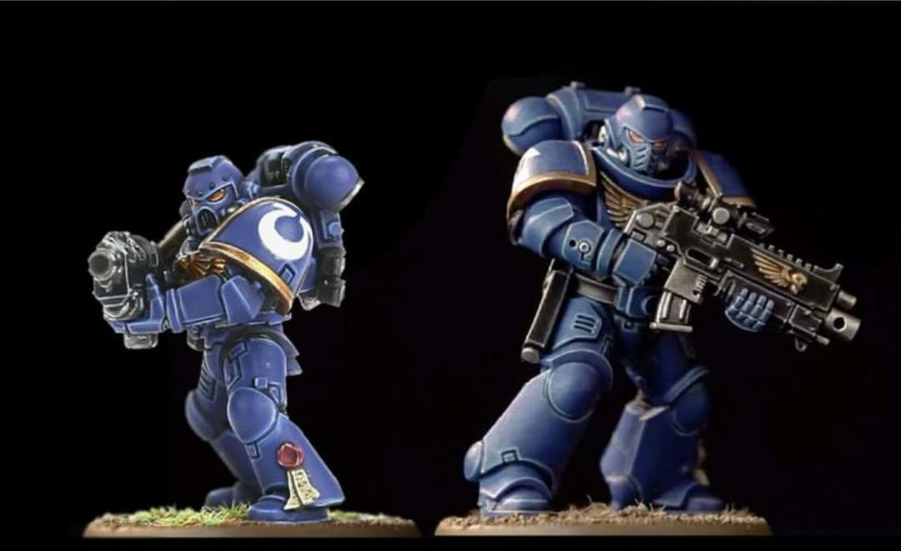 Warhammer 40000 8th edition thoughts
