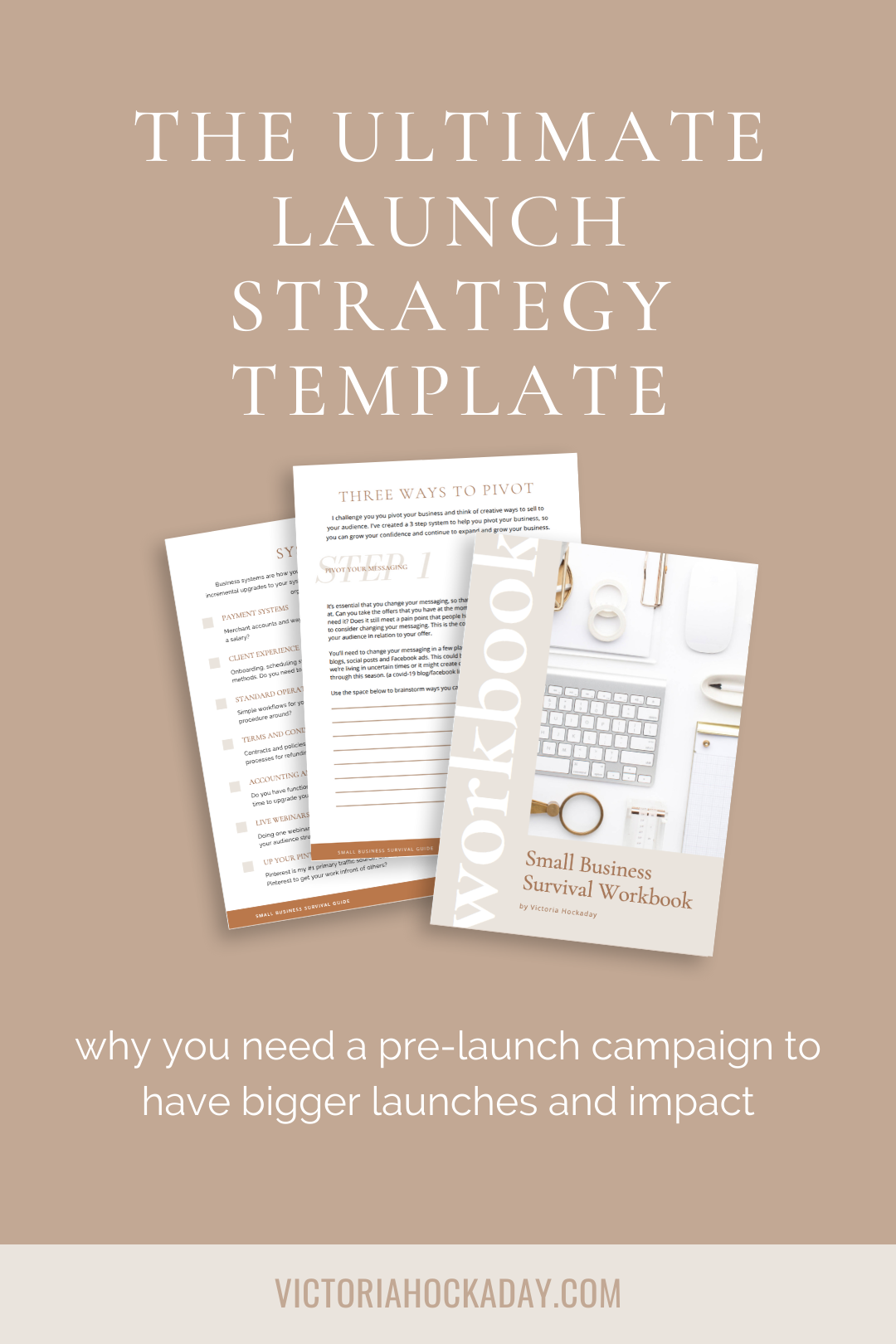 The success of your launch is determined by how you show up before your launch. That's why in today's post I'm talking about why you need to have a pre-launch strategy if you want to have bigger launches and bigger impact. You'll learn how to create a freebie for your online course and how to nurture your audience before you launch your online course. 3, 2, 1, go! #launchstrategytemplate #launchstrategy #onlinemarketingtips #launching #entrepreneurtips
