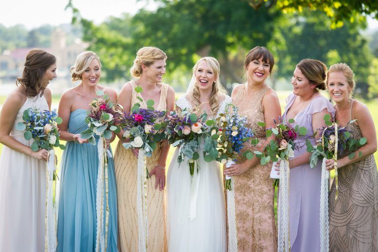 A Simple Southern Wedding In Downtown Denver