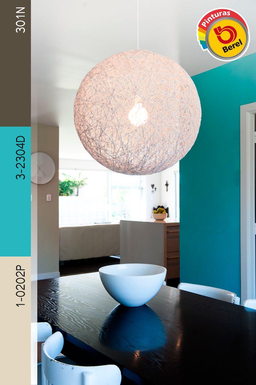 Colores que dan luz y vida colores para interiores for Colores de pintura para interiores