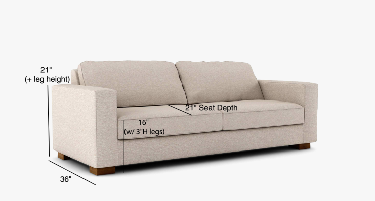 Top 5 Rules To Find The Most Comfortable Couch Couch Most