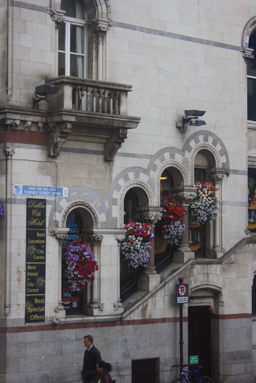 Fownes Street in Dublin's city centre. lovedublin