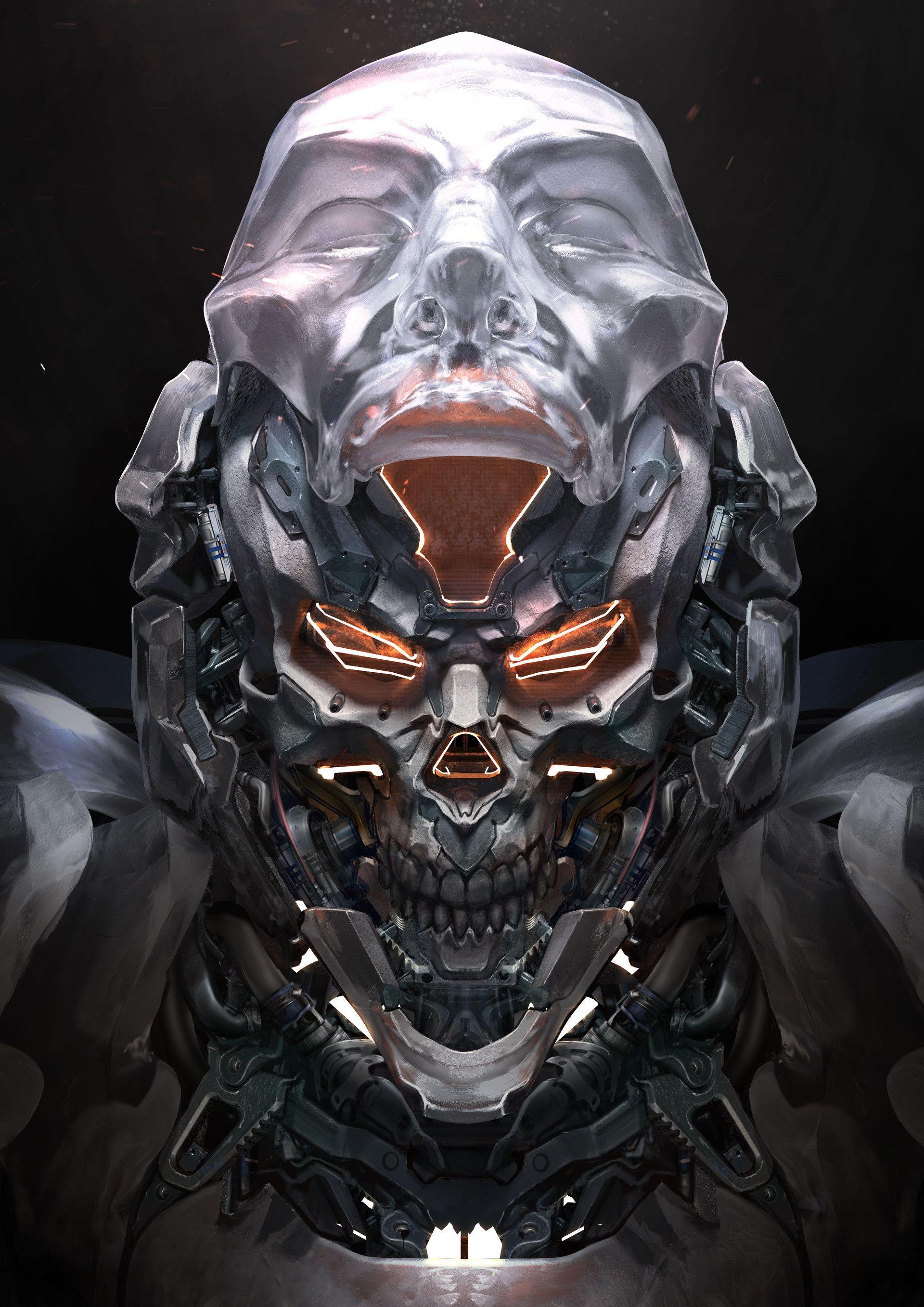 ArtStation - SKUDDHA: Advocate, jarold Sng   Robot concept ...