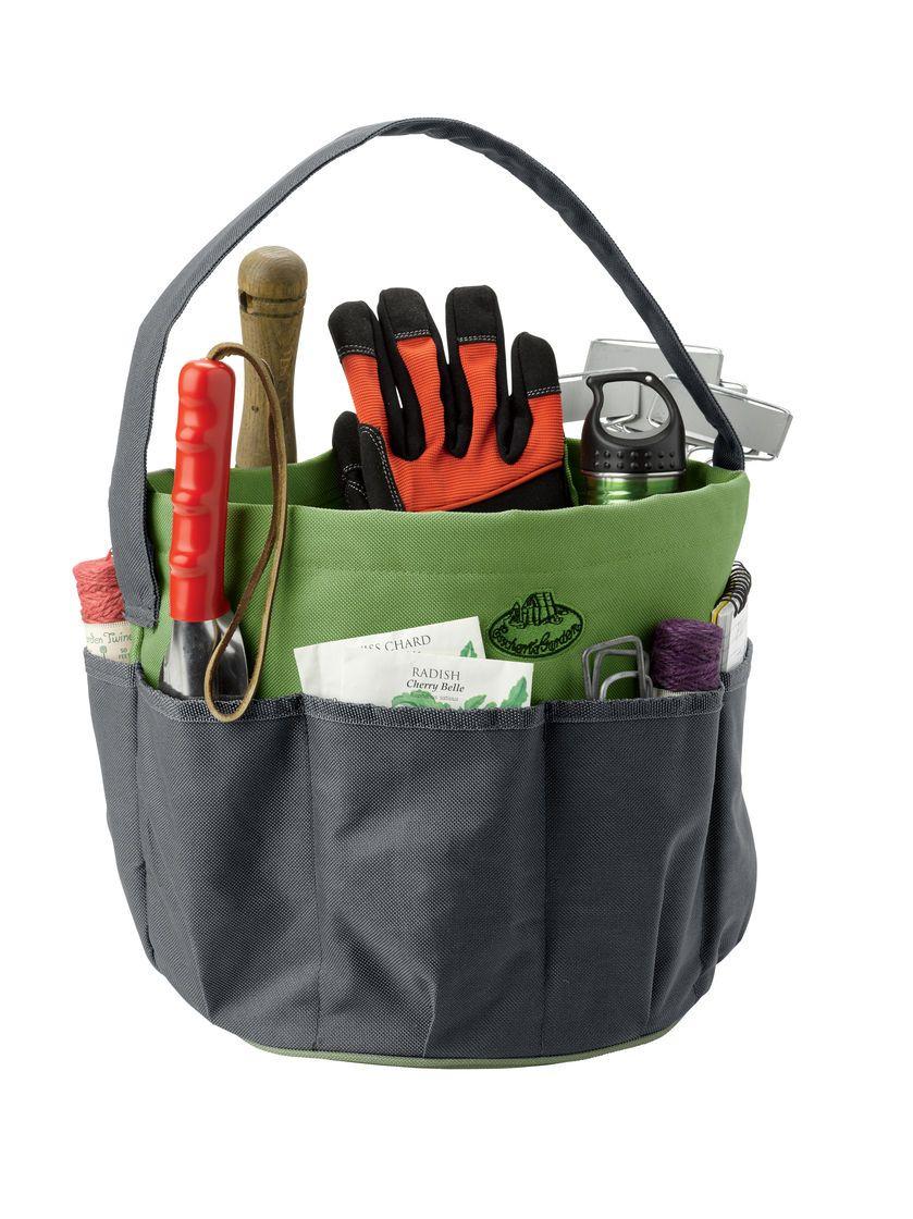 Tool Bag: Canvas Garden Tool Bag | Gardeners.com