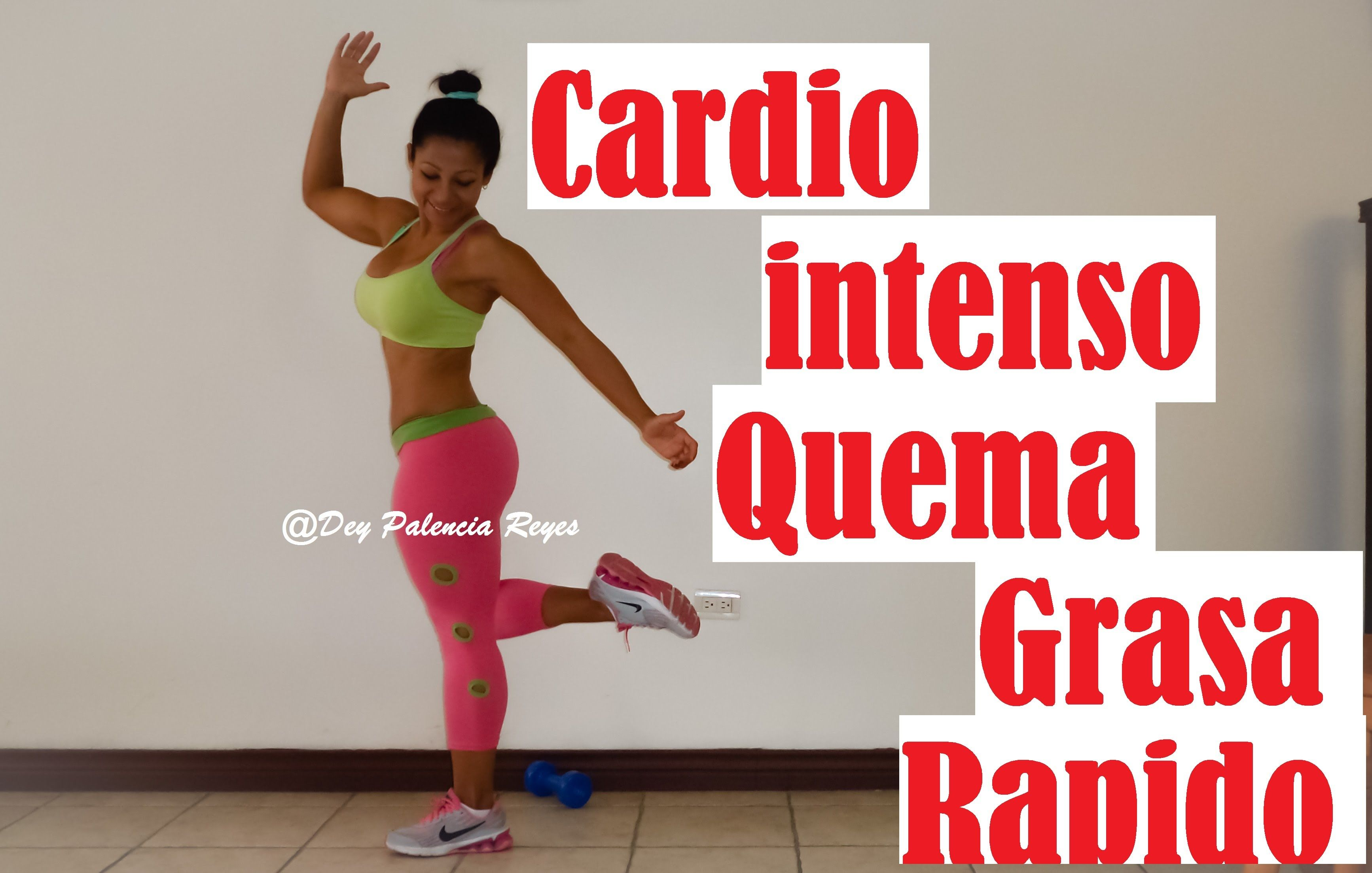 Cardio intenso 50 minutos para adelgazar rapido