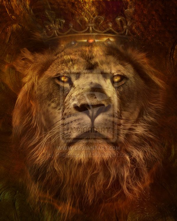 The King's Victory by Phatpuppyart-Studios on DeviantArt