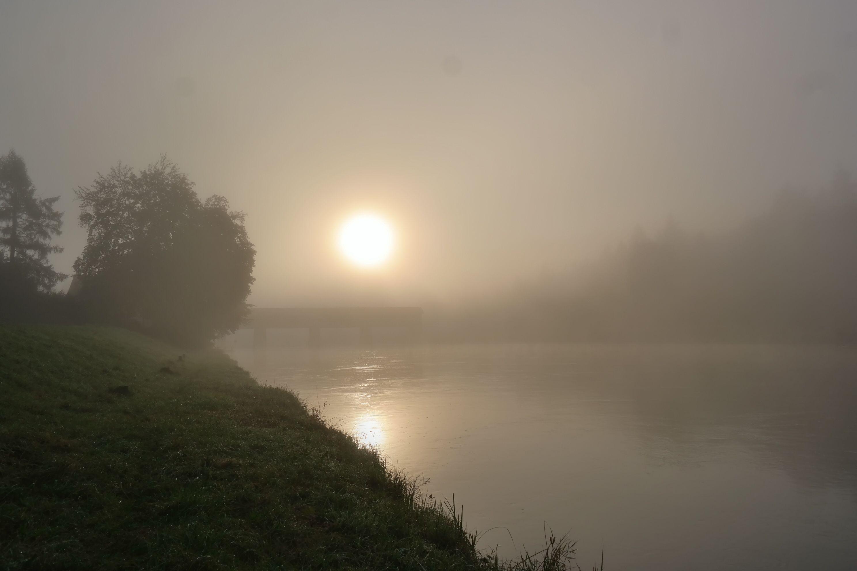Sonnenauf und untergang