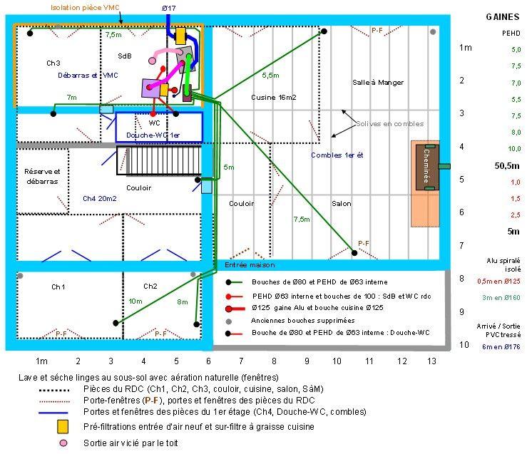 conseils d installation d une vmc df choix et installation d 39 une vmc double flux vmcfd en. Black Bedroom Furniture Sets. Home Design Ideas