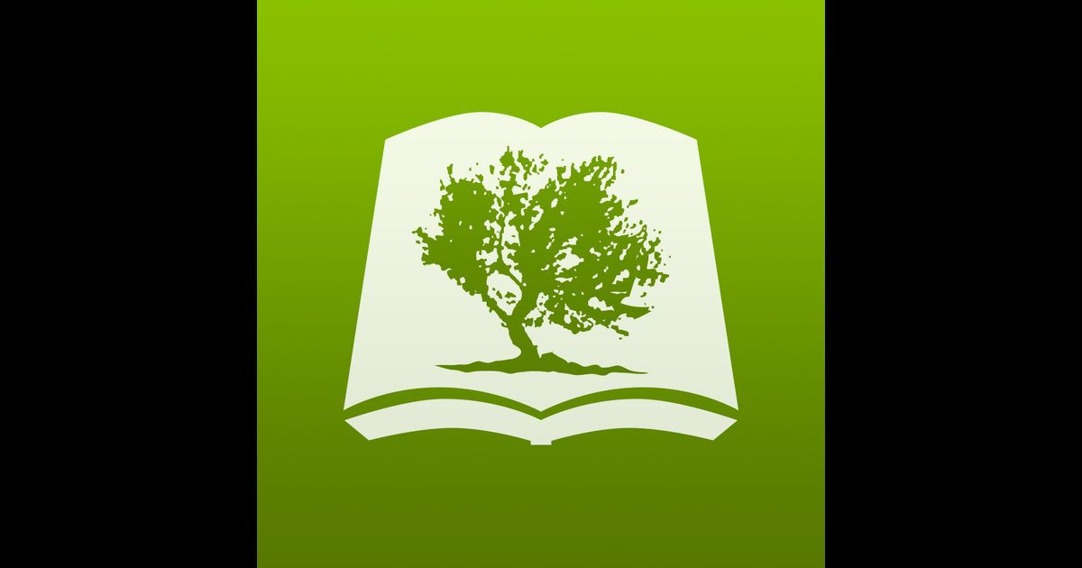 Bible+ Reader by Olive Tree for iPhone and iPad (With
