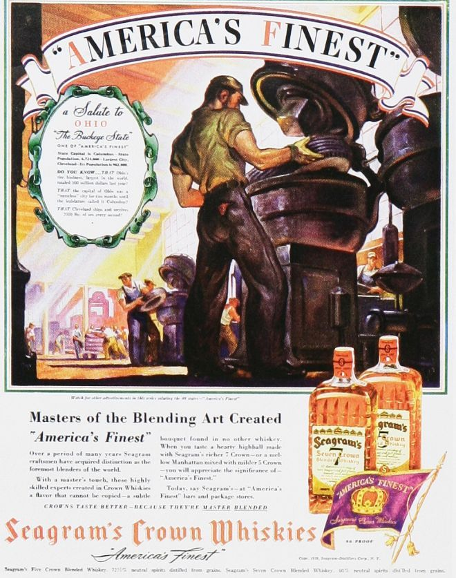 Vintage Alcohol Ads Of The 1930s Alcohol Marketing Vintage Ads Wine And Liquor