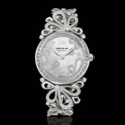 Montblanc - Collection Princesse Grace de Monaco «Pétales de RoseMotif»