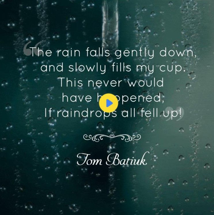 Rainy Day Quotes For Work Rainy Day Quotes Weather Quotes Rain Quotes