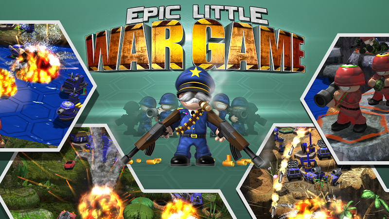 Epic Little War Game v1.0 Apk Mod Data http//www