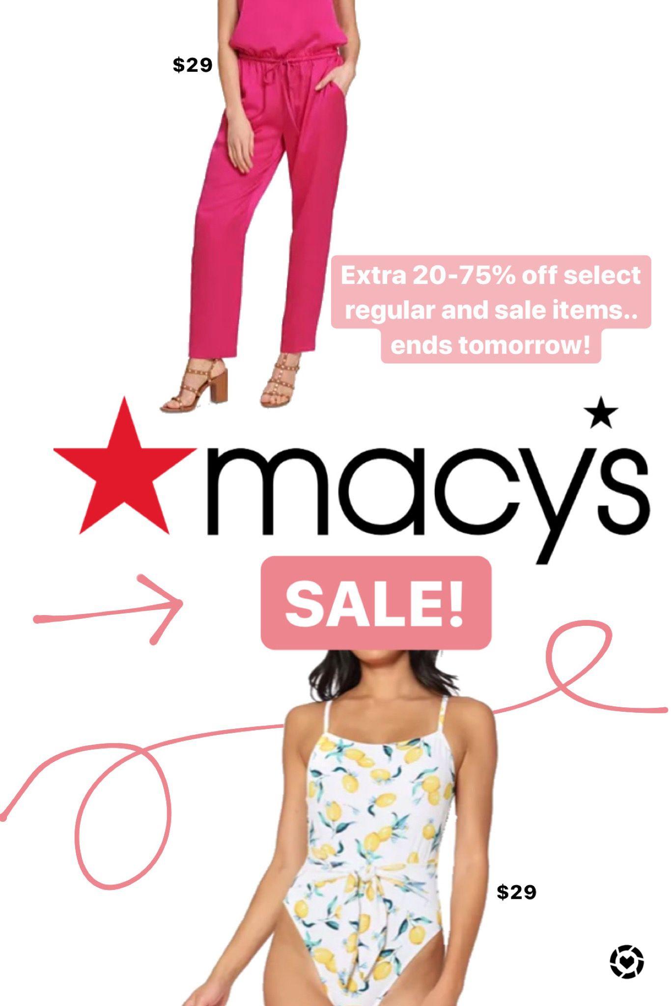 Huge Macy's sale! Ends 6/25 in 2020 Pics, Macys, Macys sale