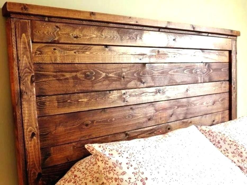 Wood Headboards King King Size Headboard Wooden Distressed