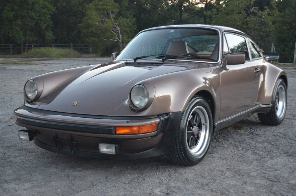 1977 Porsche 930 Hemmings Motor News Porsche Pinterest