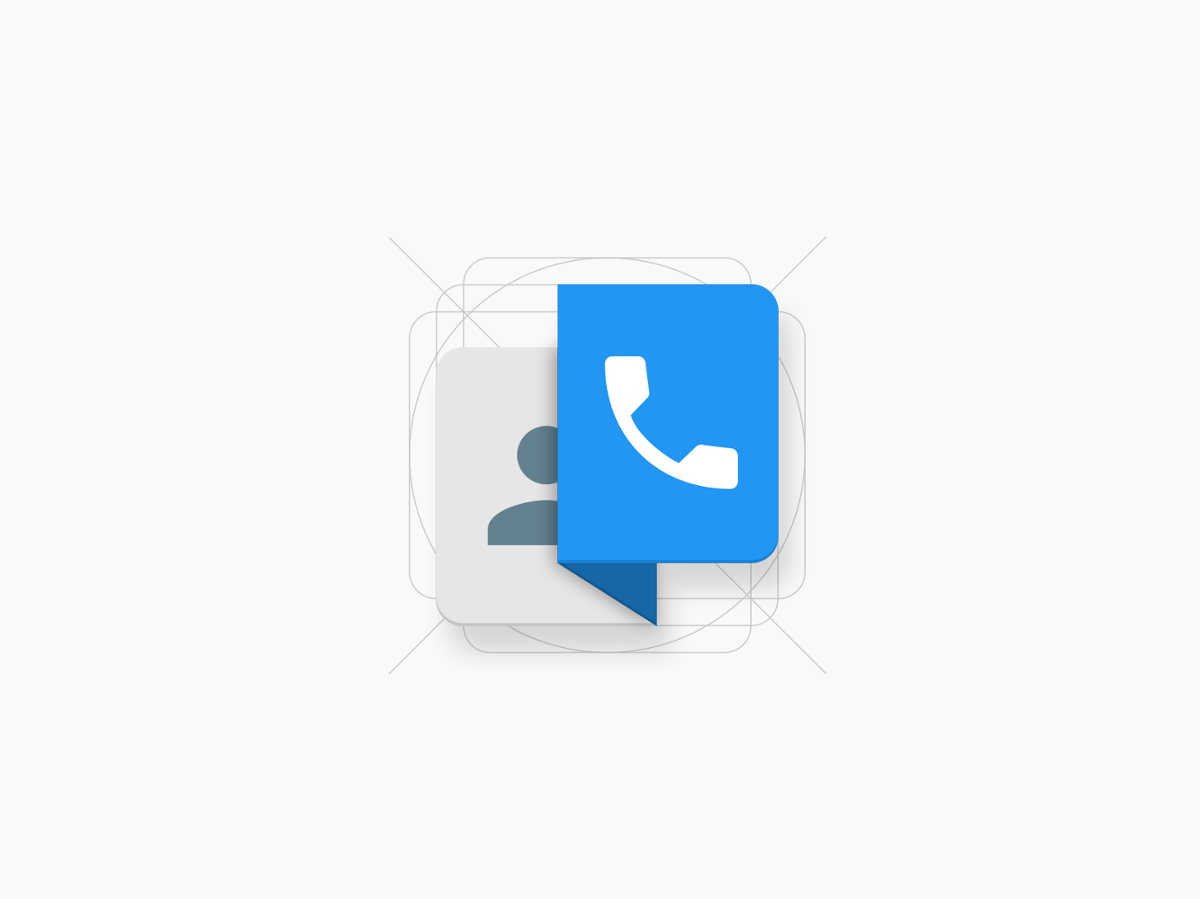 Ready Contacts Material Launcher Icon Launcher Icon Icon Icon Design
