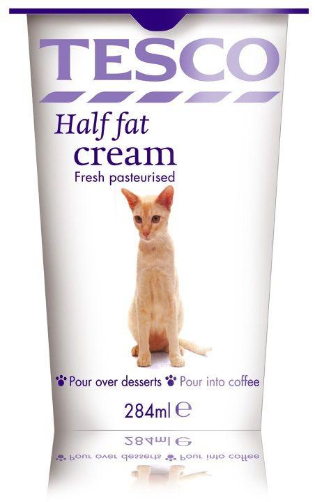 Pemberton & Whitefoord (P&W) – London NW1, UK   Tesco Half Fat Cream   2015