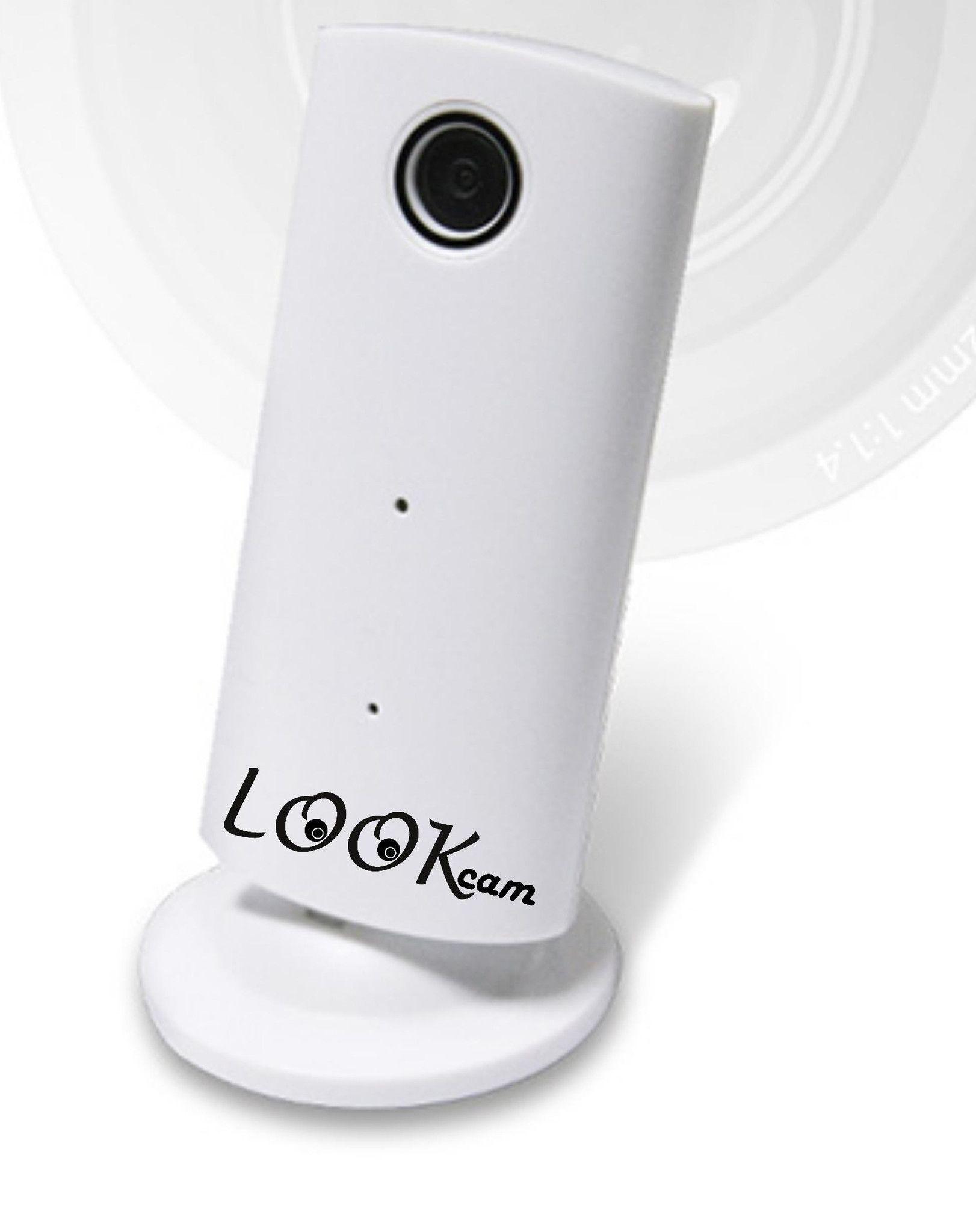 LOOKcam WIFI Security Camera no storage fees, dropbox