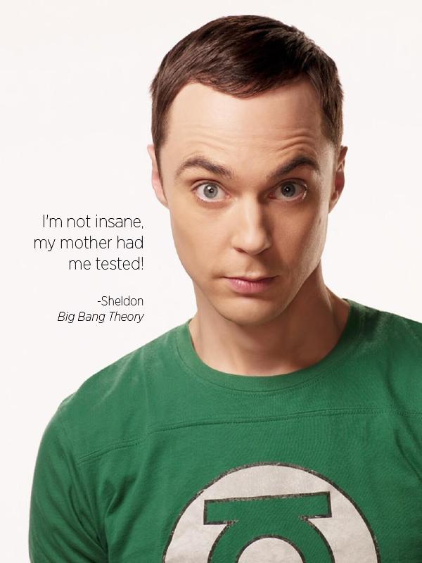 Pin On Sheldon Cooper