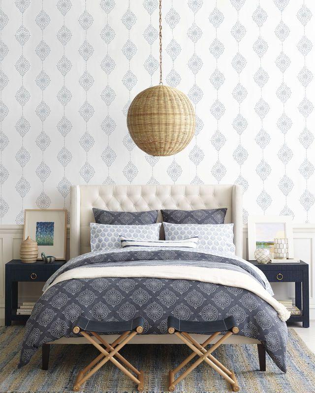 Lune Linen Duvet Cover Serena Lily Bedroom Design Bedroom