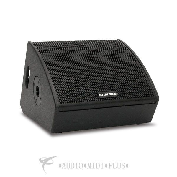 Samson Rsxm10a 800w 2 Way Active Stage Monitor Sarsxm10a Monitor Monitor Speakers Speaker