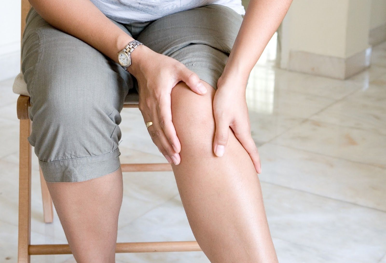 Knee Pain Stems From Bone On Bone Torn Cartilage Ligaments Pulled