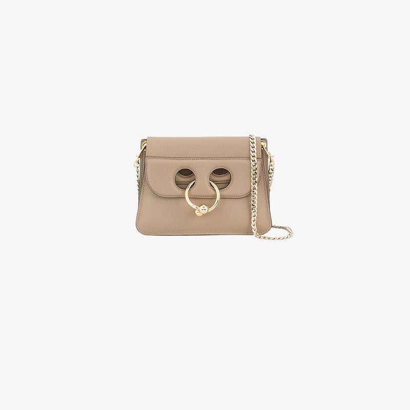 J.W.Anderson Pierce mini python shoulder bag ($2,850