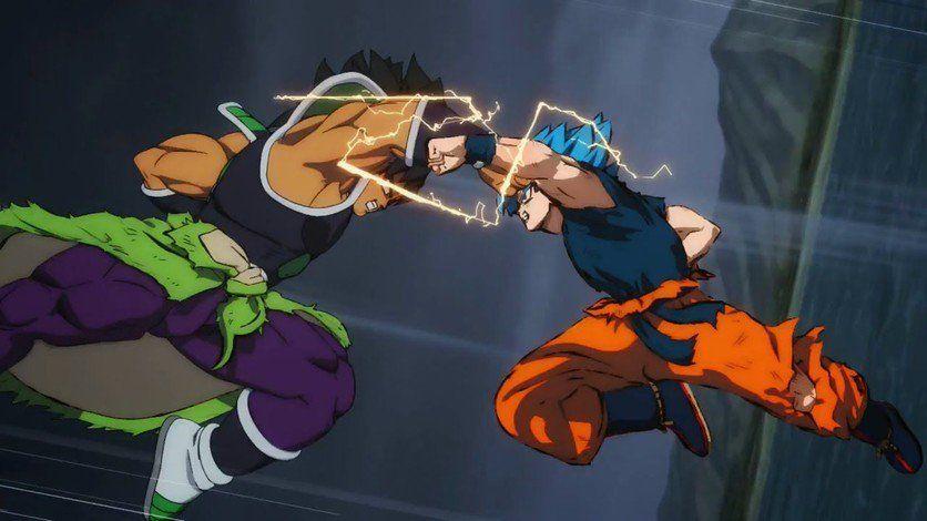 5 Razones Por Las Cuales Dragon Ball Super Broly Es La Mejor Película De La Serie 1 Peliculas De Dragones Dragon Ball Personajes De Goku
