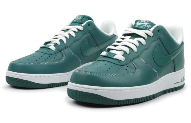 newest collection 085e4 b6a73 Nike Air Force 1 Low Lush Teal - should have picked these up in NYC!