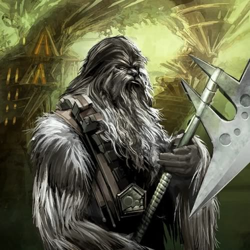 4c465197 albino wookiee - Google Search Star Wars Characters Pictures, Empire  Characters, Star Wars Species