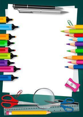 Pin By Amy Skomski On Clases De Apoyo School Border School Posters Powerpoint Background Design