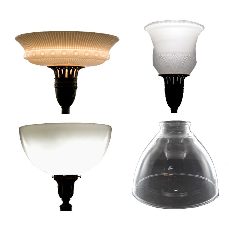 Lamp Parts Lamp Glass Lighting Glass Replacement Glass