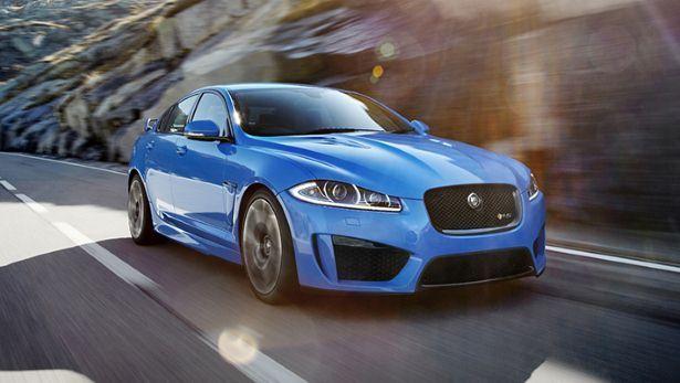 Jaguar Xfr S 186mph Carjackd Tv Carjackdtv 4 Door Sports Cars