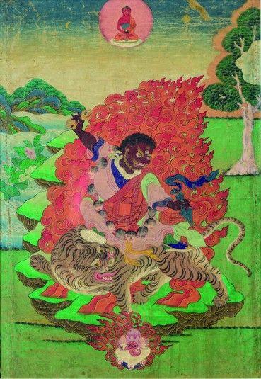 Art de l'Himalaya: article n ° 32511
