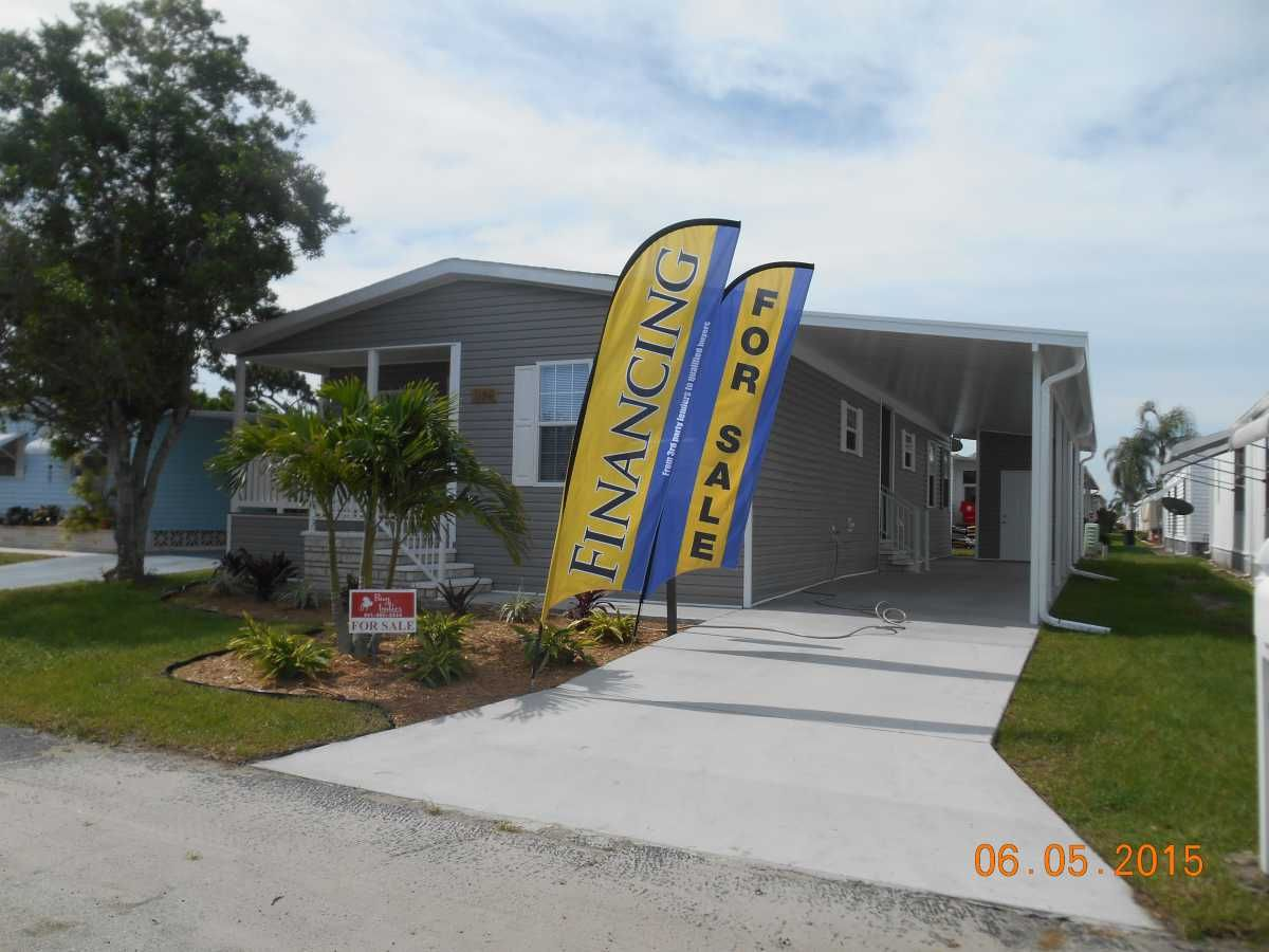 2015 fleetwood mobile manufactured home in venice fl
