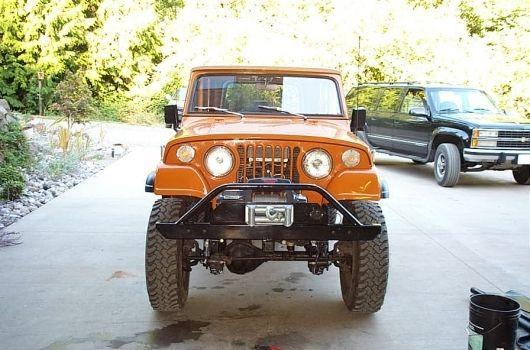 Axle width   Jeepster ideas   Jeep scrambler, Jeepster