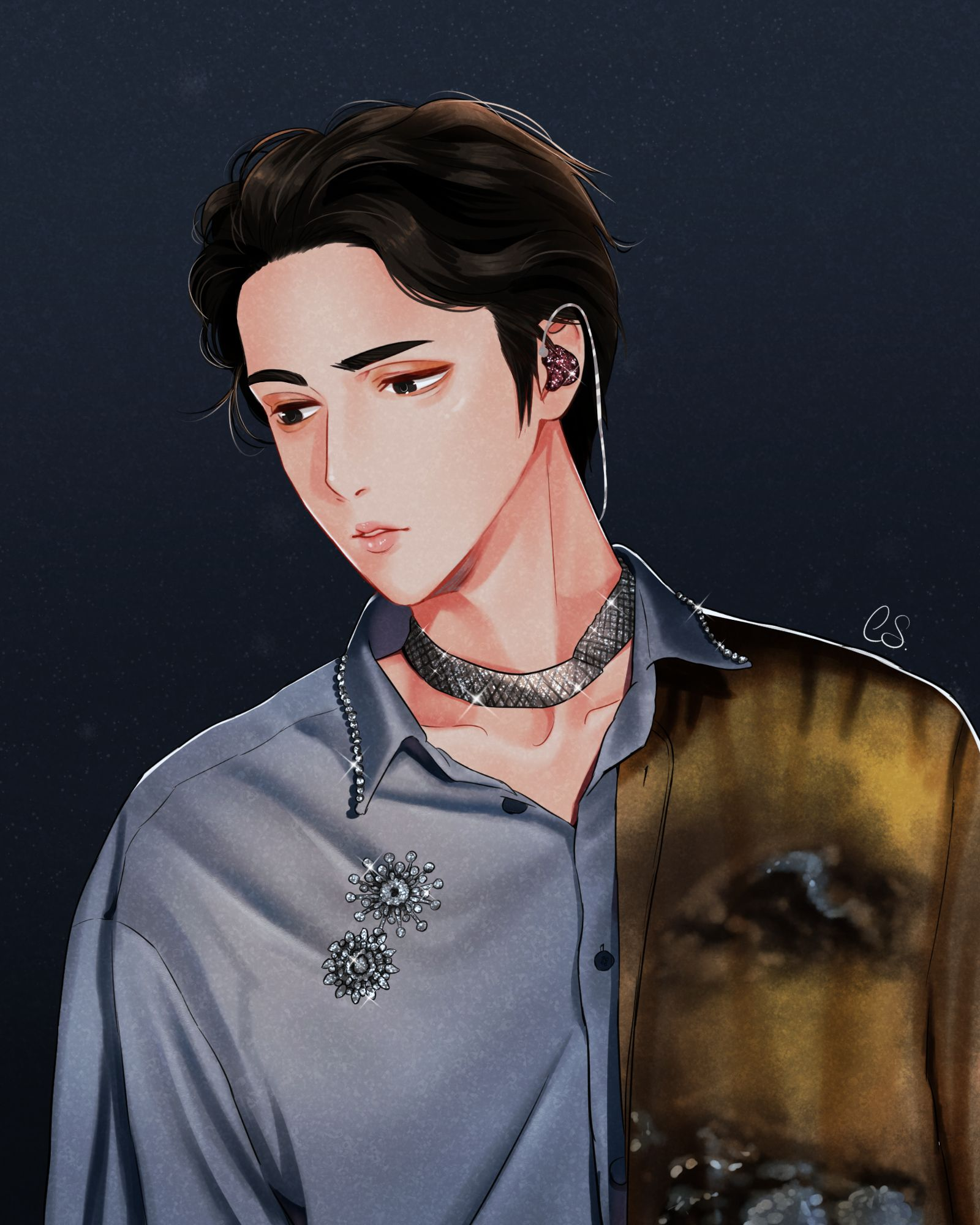 Photo of Jin BTS