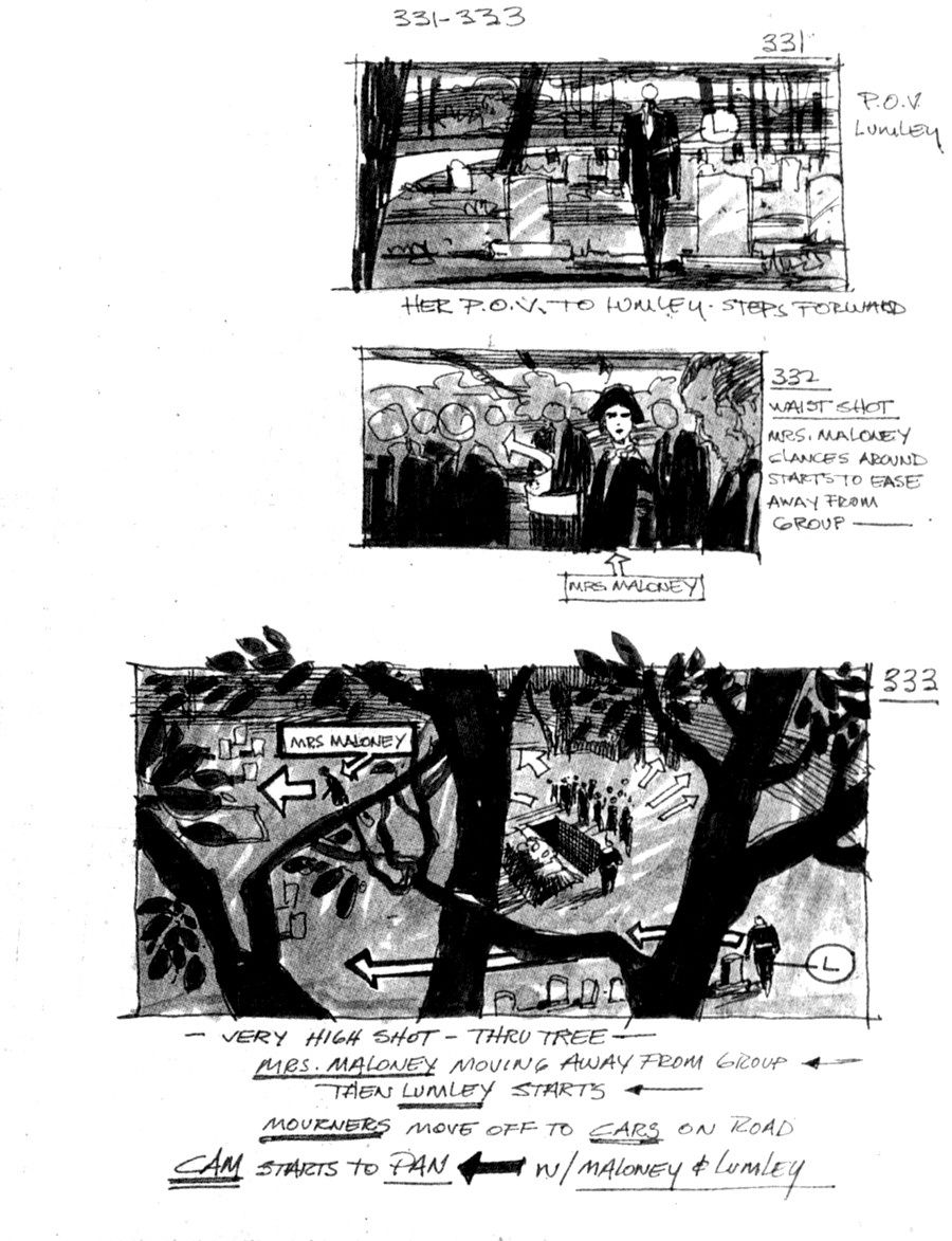 Hitchcock\'s storyboards from 13 classic films | Filmmaking ...