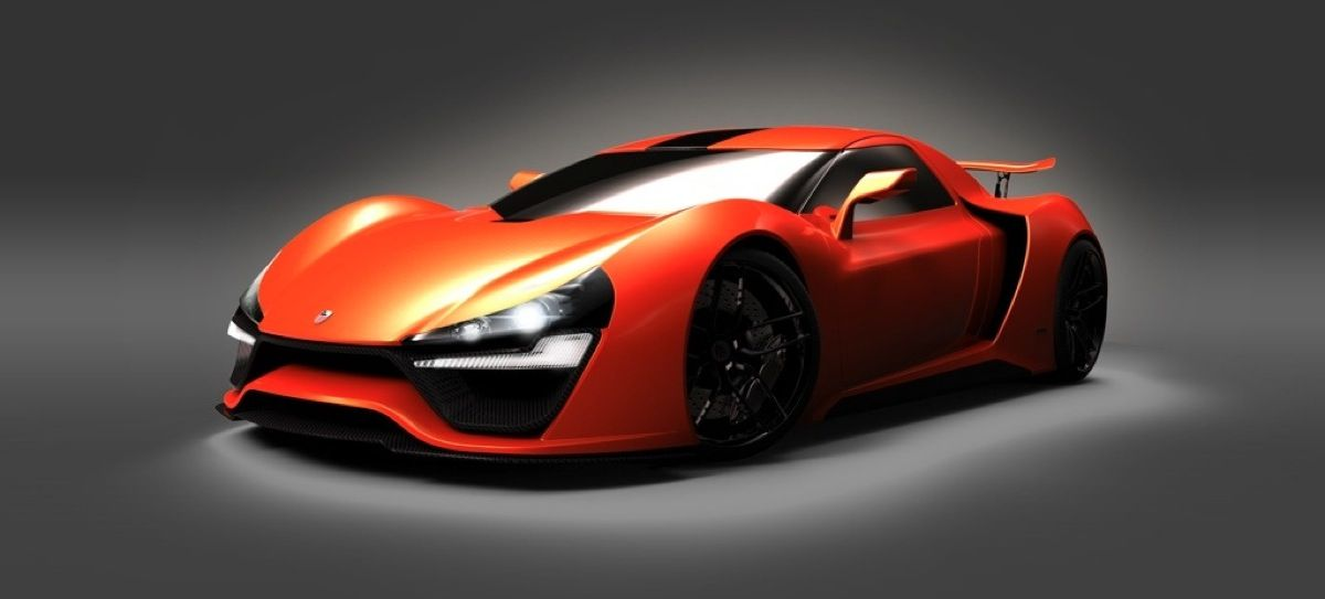 The Trion Nemesis Is A Ridiculous 2,000 HP Supercar For Tall People