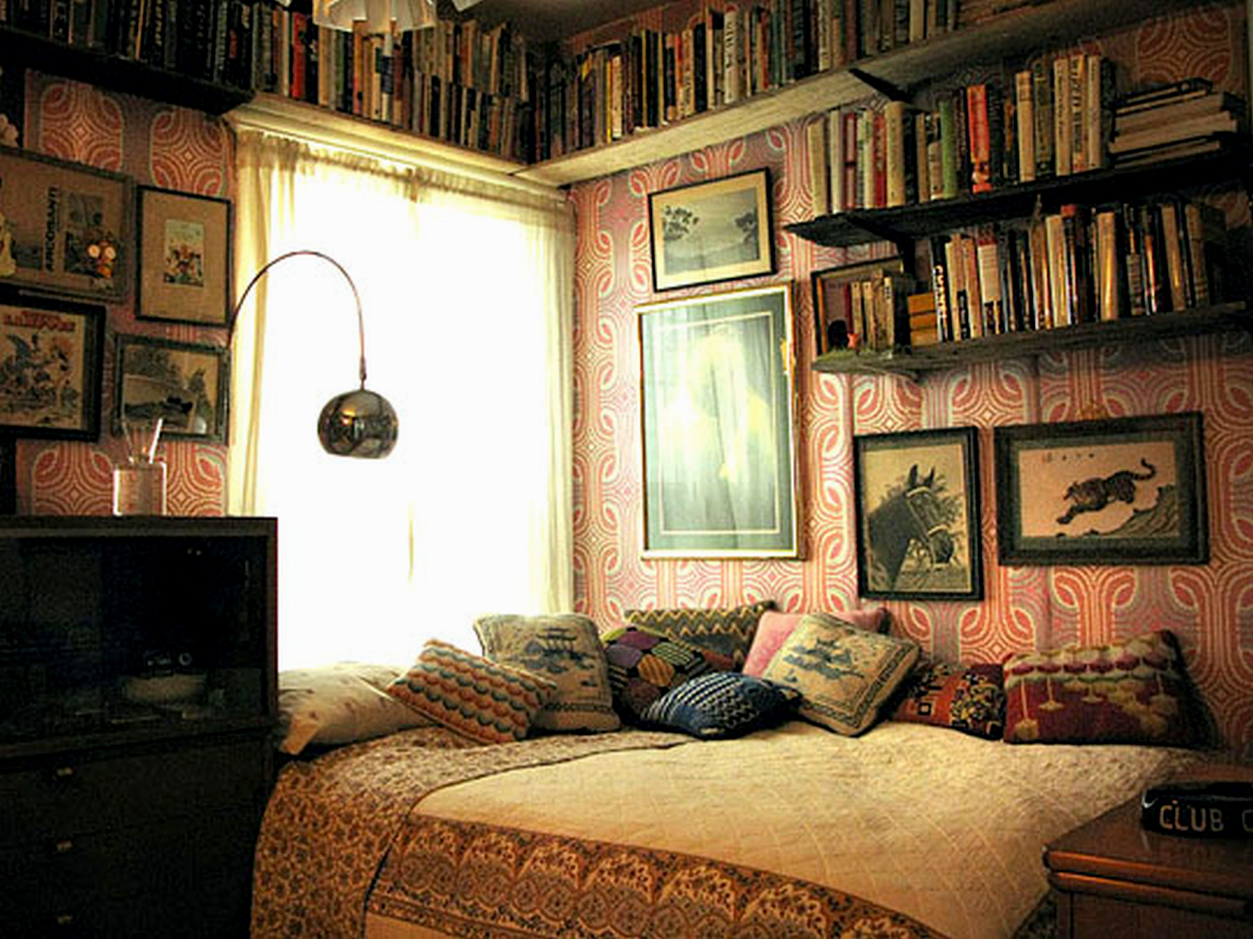 Marvelous Vintage Bedroom Ideas For Small Rooms Part - 13: Vintage Decor For Small Room