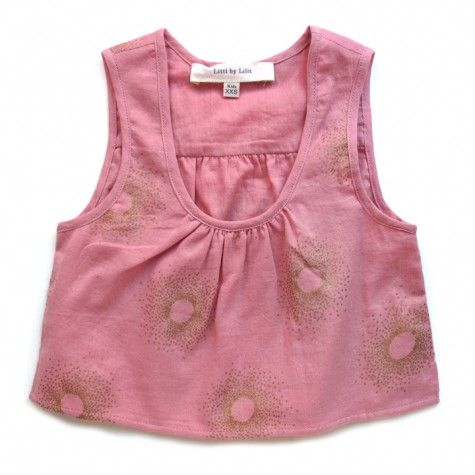 challo undershirt  (candy with gold)